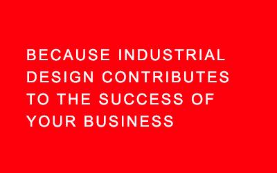 Because industrial design contributes